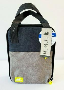 Arctic Zone Insulated Lunch Box Bag w/ Microban Protection &