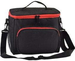 Insulated Lunch Box for Women Men Thermal Cooler Tote Food L