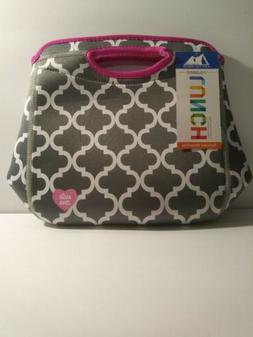 Arctic Zone INSULATED NEW NWT Lunch Bag School Box Neoprene