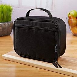 Fit & Fresh Insulated Soft-Sided Lunch Box for Kids and Adul