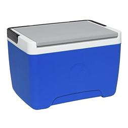 Igloo Island Breeze 9 Quart Cooler, Majestic Blue/Ash Gray/B