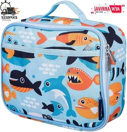 Kids Insulated Lunch Box Boys & Girls Perfect Size for Packi