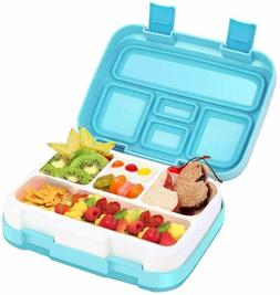 Kids Lunch Boxes 5-compartment lunchbox for kids Leak Proof