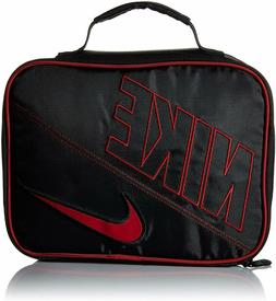 Kids Sporty Nike Insulated School Lunch Box Bag Tote Carrier