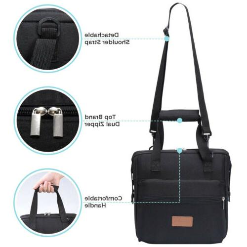 Lifewit Box Bag Bento Tote Cooler Work Women Men