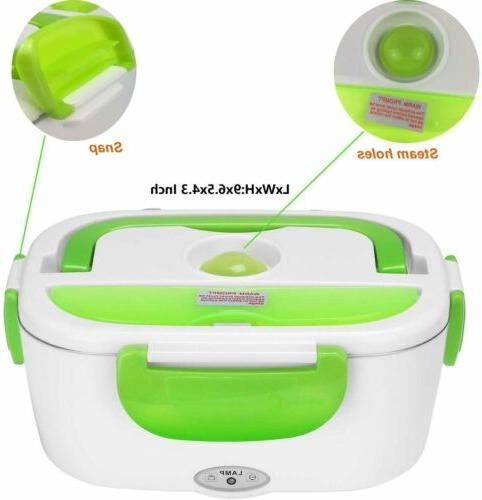 Portable Electric Lunch Box Food Warmer Heater