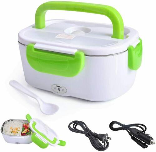 Portable Heating Lunch Warmer Heater Container & LunchBox