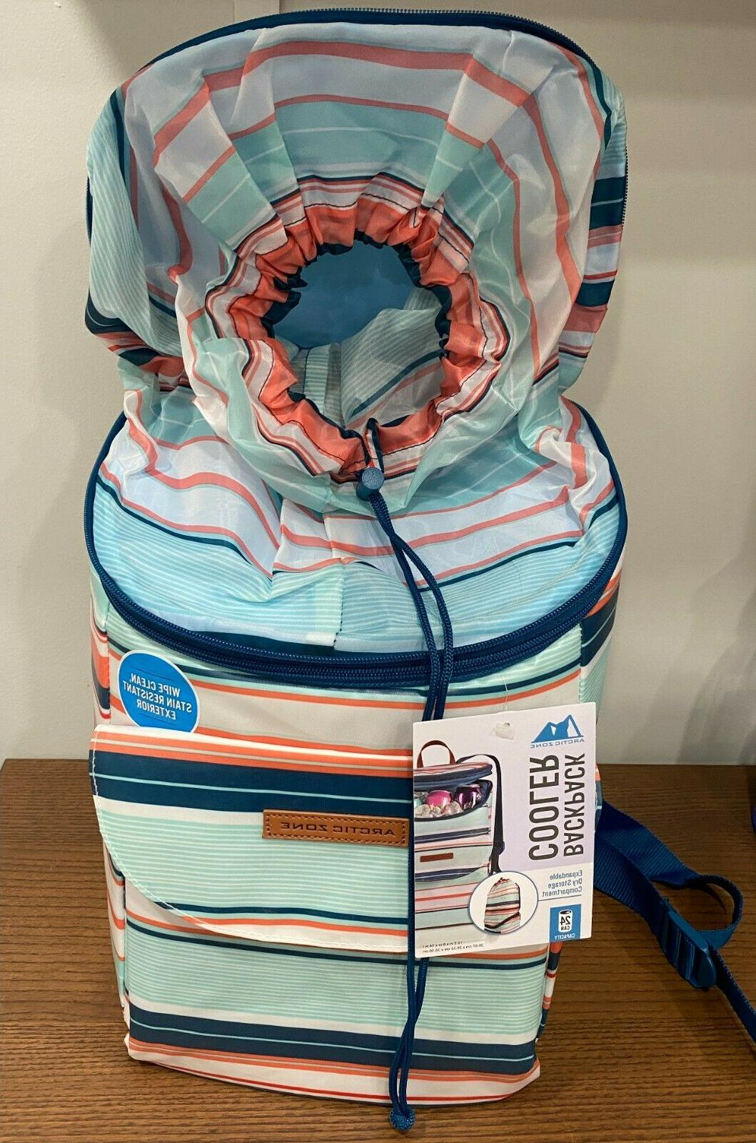 Arctic Can Lunch Box Insulated Backpack