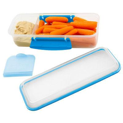 2pk Meal Boxes Dividers