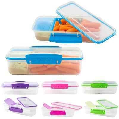 2pk lunch box meal prep containers lunch
