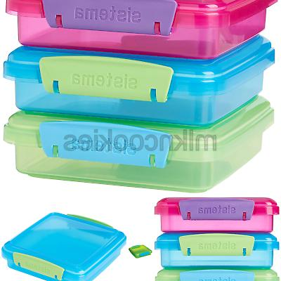 41647 lunch collection food storage containers set