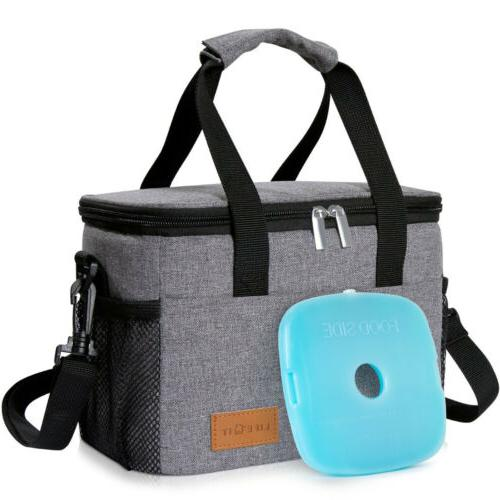 Lifewit 6L Insulated Lunch Box Lunch Bag Thermal Bento Bag f