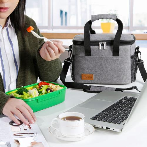 Lifewit Insulated Box Lunch Bento for Men Women