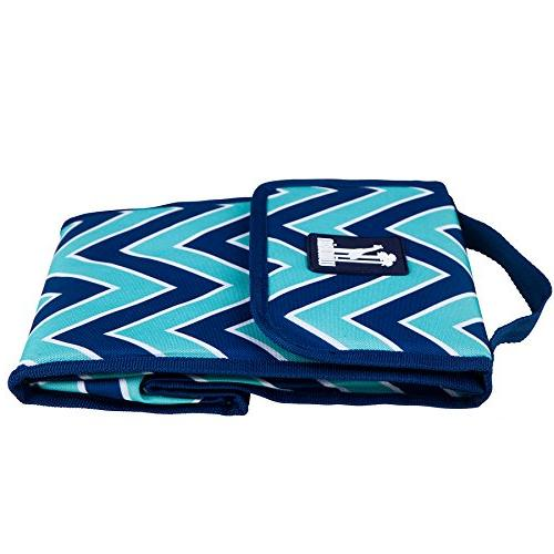 Lunch Bag, Insulated, Moisture Resistant, That Much Easier, 3+, Perfect or Parents Zigzag Lucite
