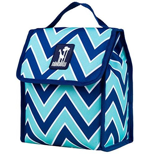 Lunch Bag, Wildkin Lunch Bag, Insulated, Moisture Resistant,