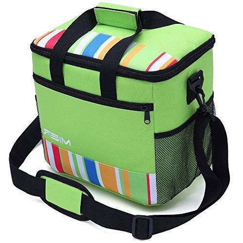 MIER Capacity Soft Tote Lunch Outdoor