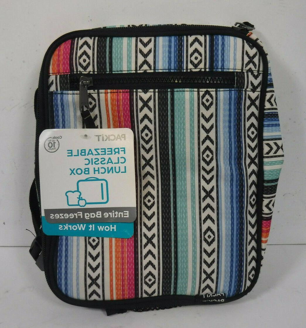 Packit - Freezable Classic Lunch Box - Fiesta