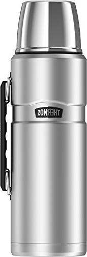 Thermos Stainless King 68 Ounce Vacuum Insulated Beverage Bo