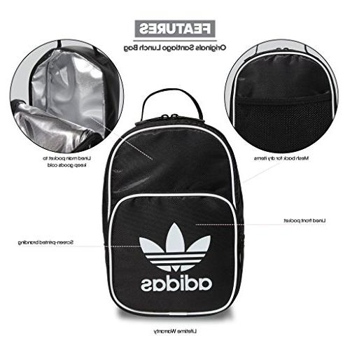 adidas Bag, Red, Size