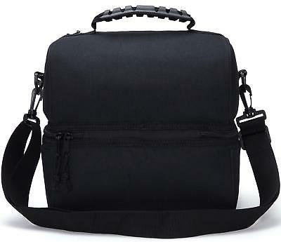 MIER Insulated Large Cooler Tote Bag Men, Women,