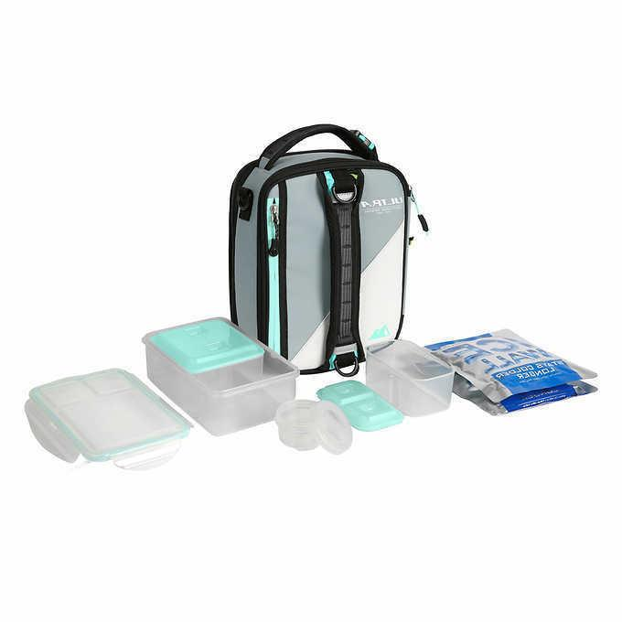 Arctic Zone ULTRA Expandable Lunch Pack 2 ICE PACKS 3-in-1 G