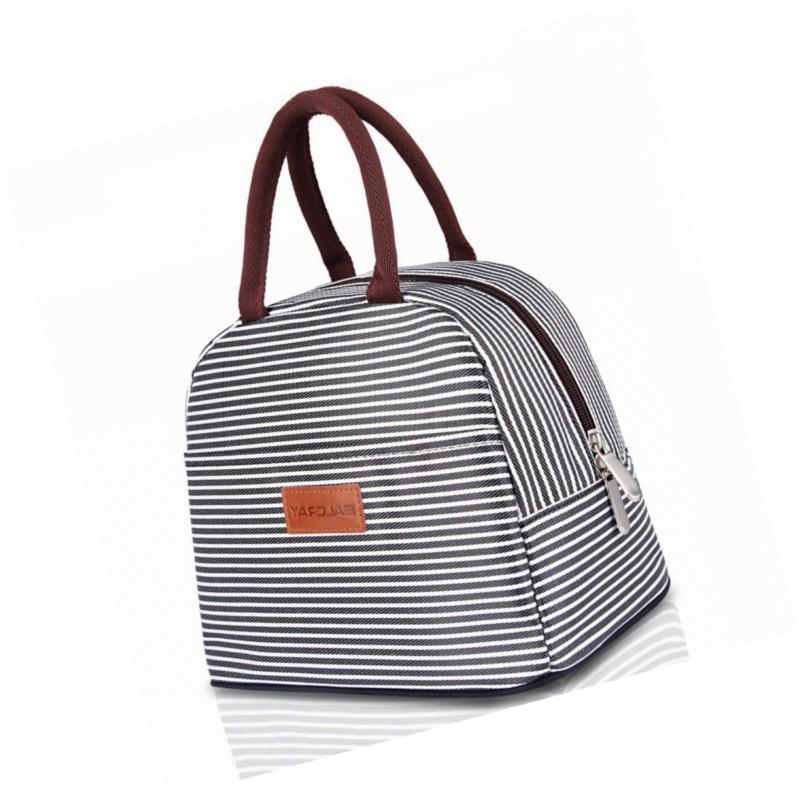 11bc41662df8 BALORAY Lunch Bag Tote Organizer Holder Container