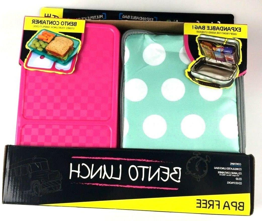 Bento Lunch Box BPA Brand New to from.