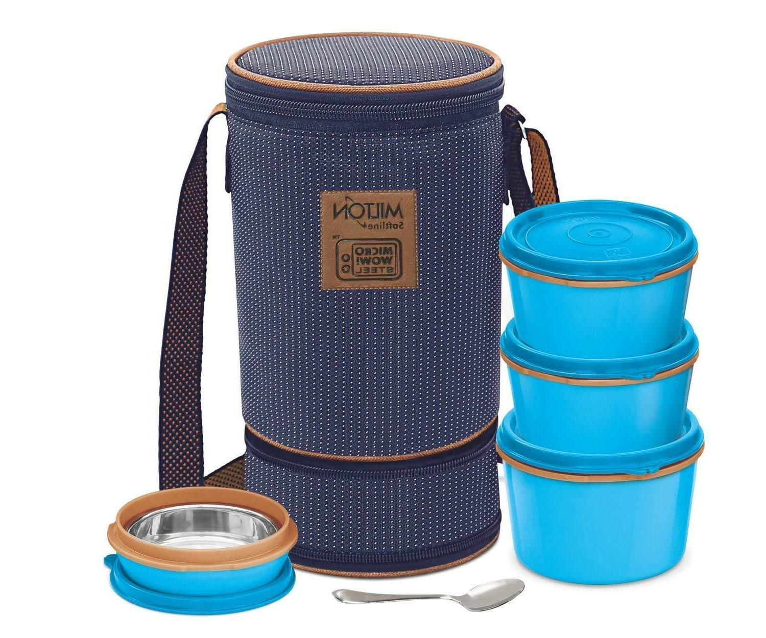 bento lunch box set insulated lunch bag