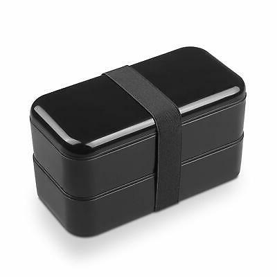 bento lunch box stackable japanese box containers