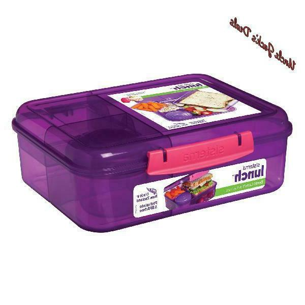 Sistema Bento To Go Lunchbox,