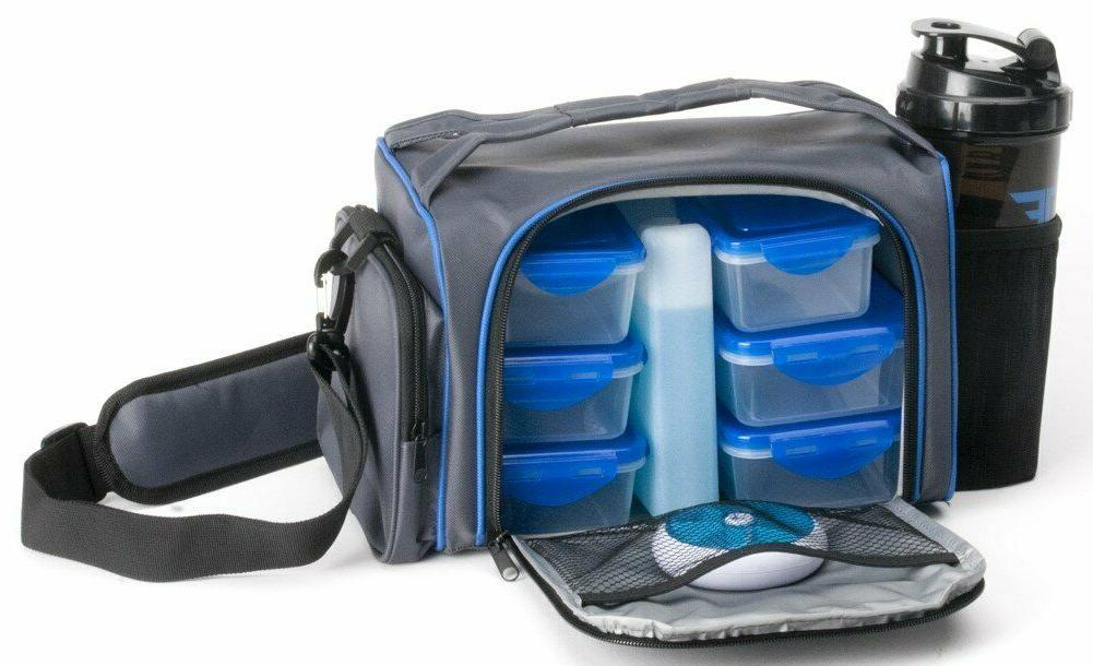 Cup Container Shake Gym Bag
