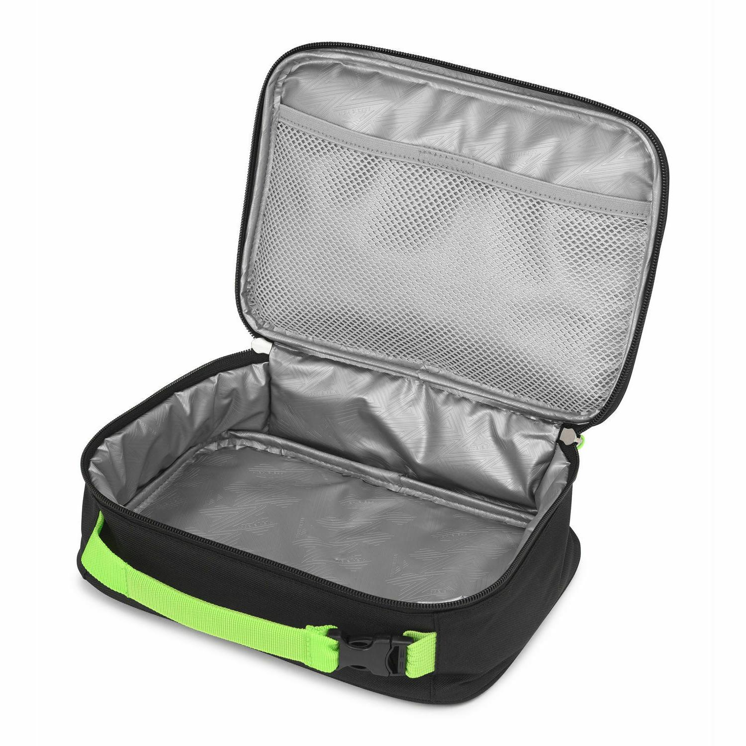 High Sierra Green Compartment Bag with