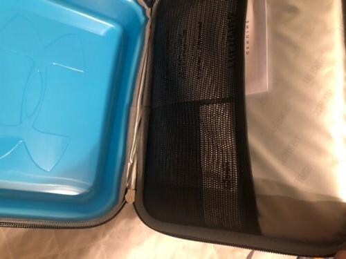 Black Under Cooler Insulated Box Sports