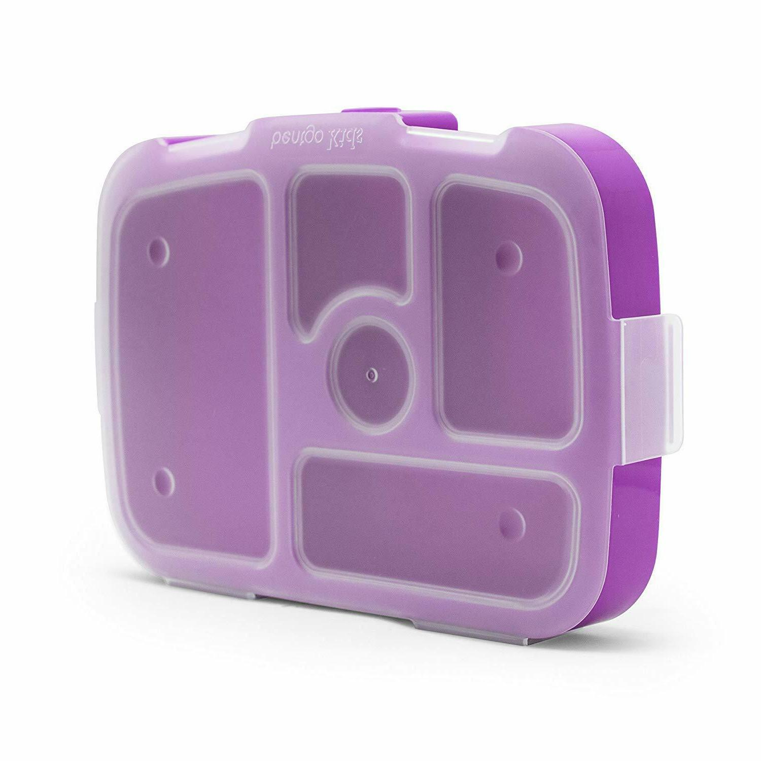 BPA-free FDA-approved Bento Compartment