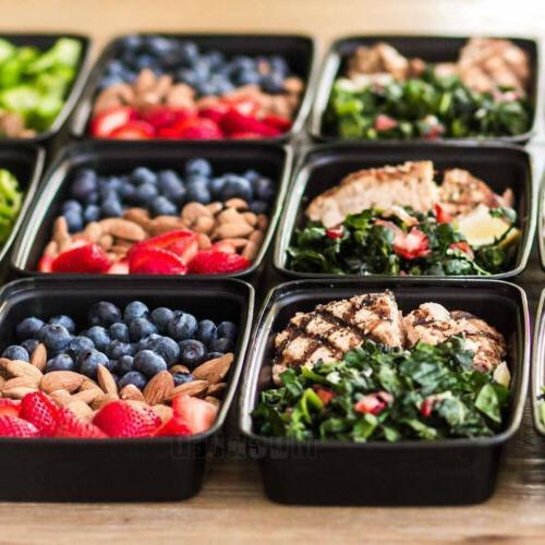 Bulks Meal Containers Food Box