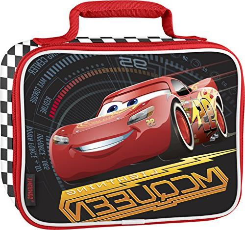 cars soft lunch kit