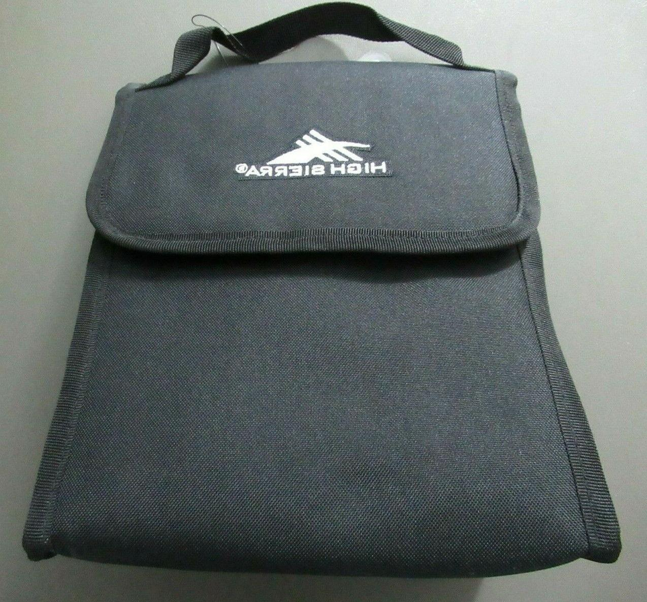 classic lunchbox black one size