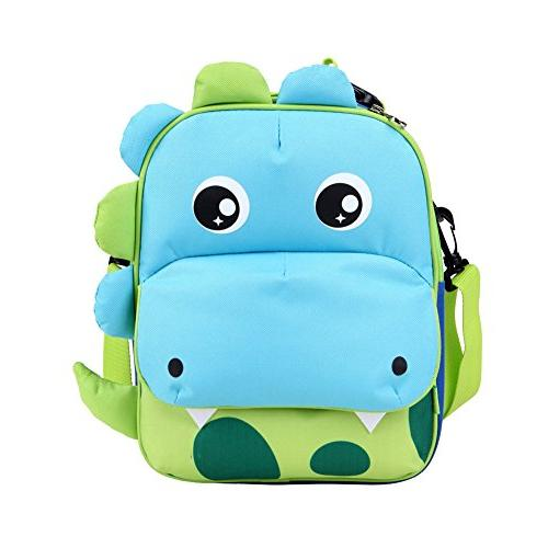convertible playful insulated kids lunch