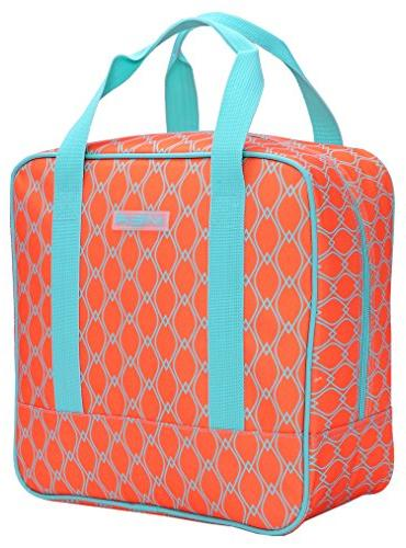 cooler bag tote insulated lunch