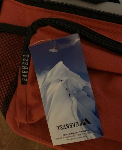Everest Cooler - Red - Brand New W/Tags -