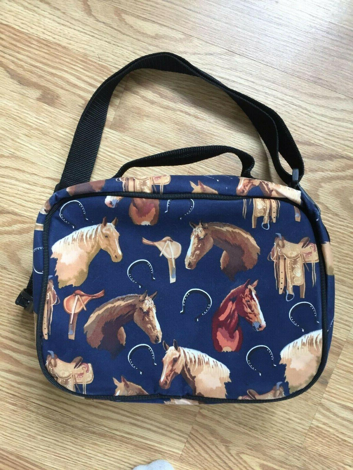 Broad Bay Cotton Horse Lunchbox BRAND NEW