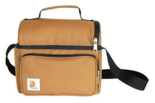 Carhartt Deluxe Insulated Lunch Cooler Black