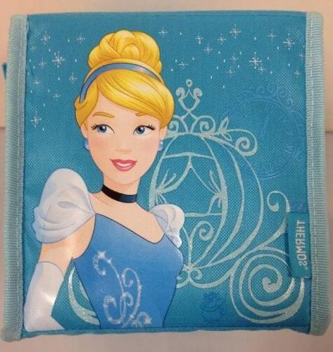 Disney Princess Insulated Lunch Dual Compartment