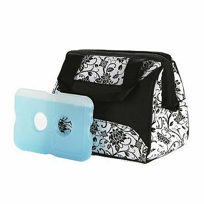 downtown insulated lunch bag