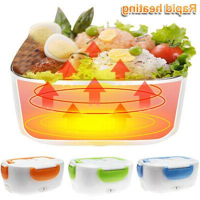 Electric Heating Lunch Box Travel 110V US