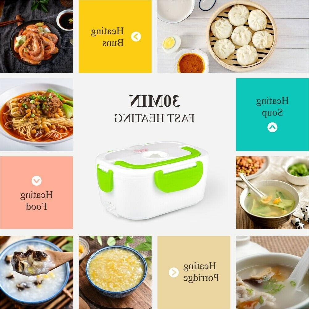 110V Home Lunch Box Food Heater Portable Containers