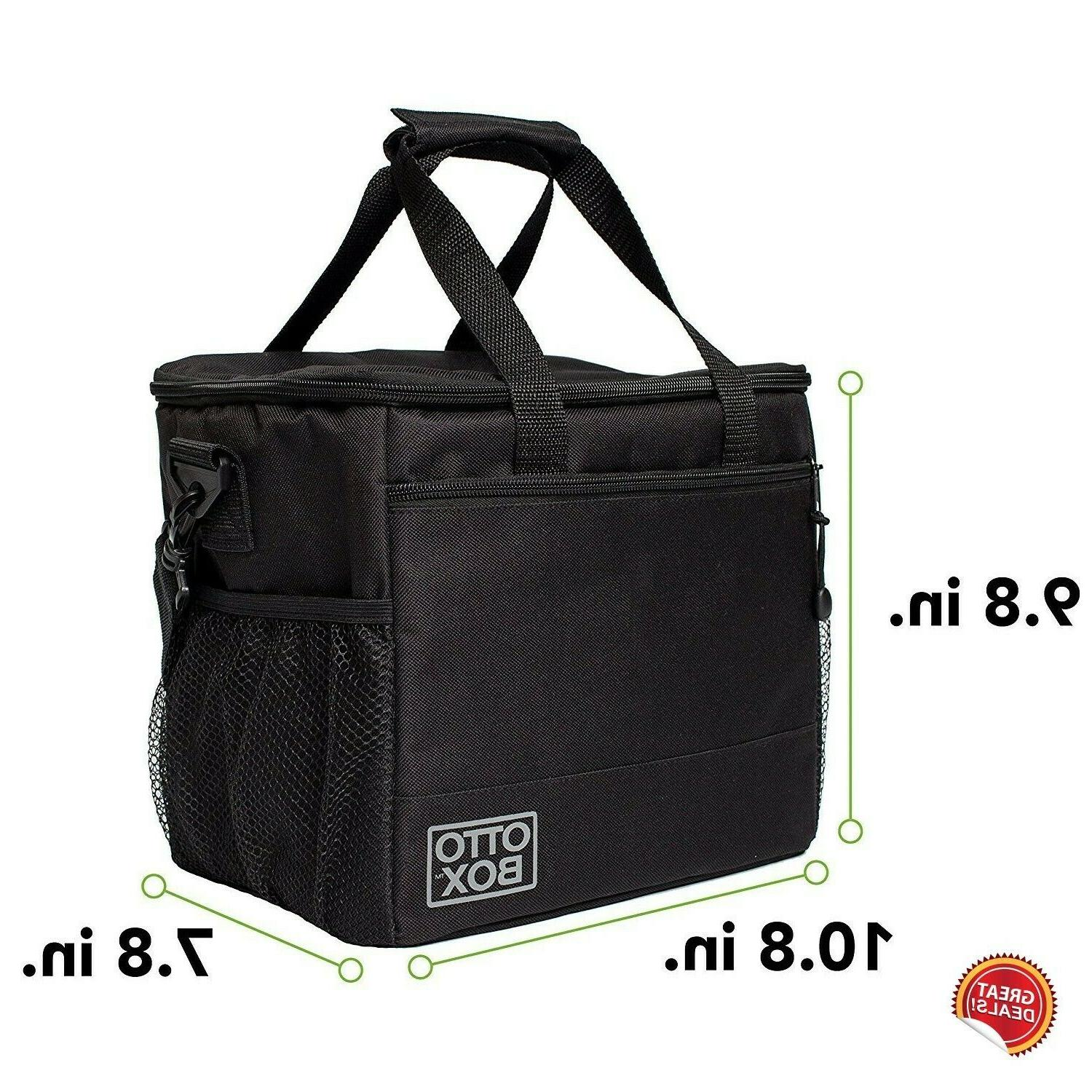 Extra Lunch Box Delivery Gym Insulated Storage