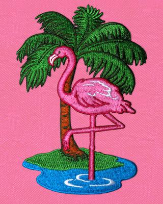 Flamingo Lunchboxes Coolers -