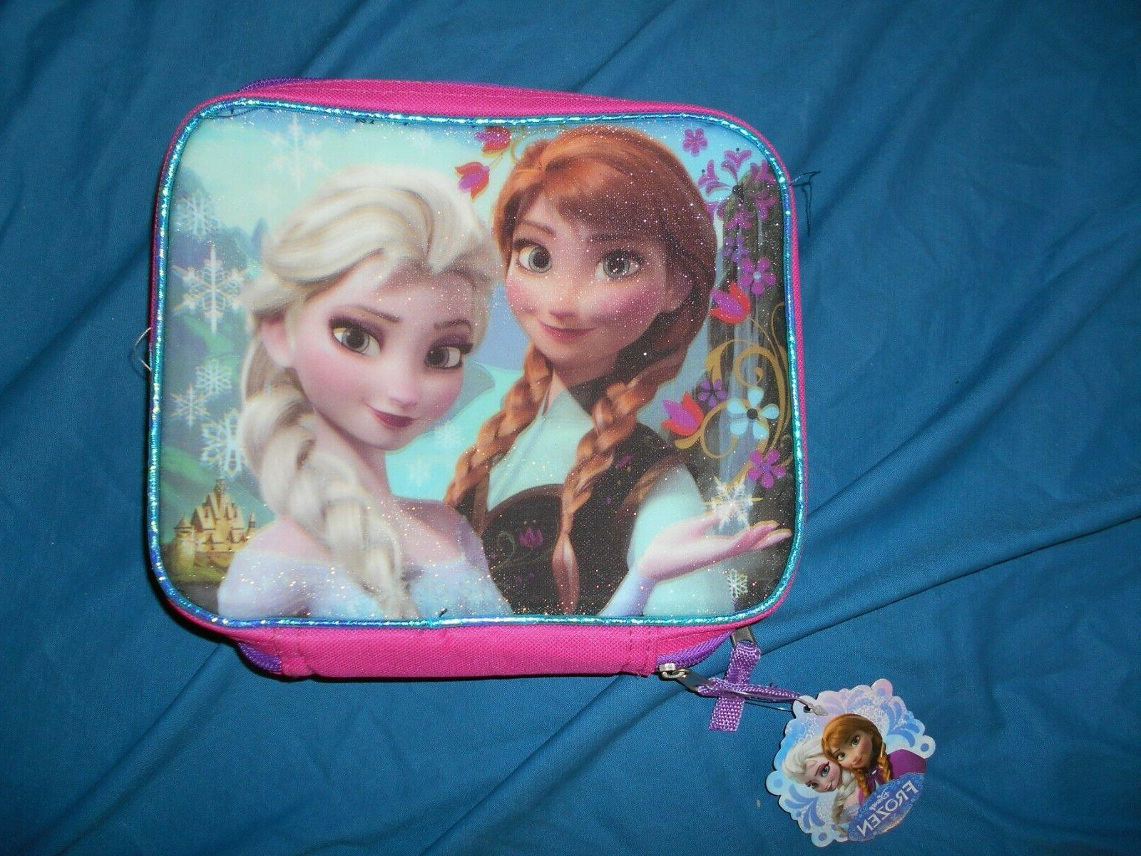 frozen girls thermo lunch box