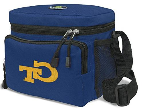 gt yellow jackets lunch bag
